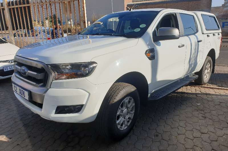 Used 2018 Ford Ranger 2.2 double cab 4x4 XLS auto