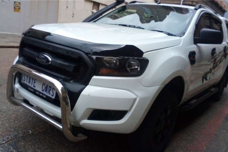 Used 2014 Ford Ranger 2.2 double cab Hi Rider