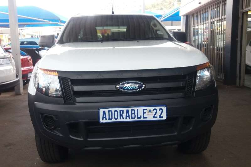 Ford Ranger 2.2 double cab Hi Rider 2015