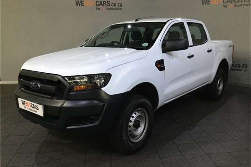 Ford Ranger 2.2 double cab Hi Rider 2016