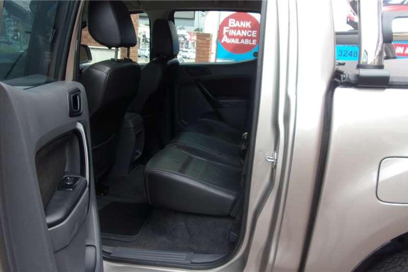 2016 Ford Ranger Ranger 2.2 double cab Hi-Rider
