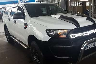 Used 2016 Ford Ranger 2.2 double cab Hi Rider