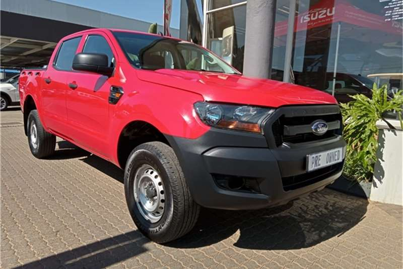 Used 2017 Ford Ranger 2.2 double cab Hi Rider