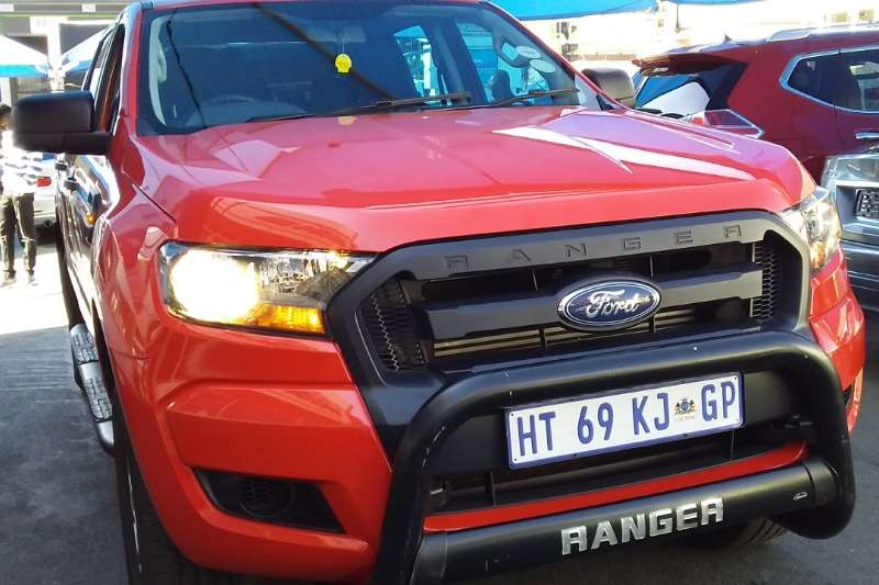 Ford Ranger 2.2 double cab Hi Rider 2018
