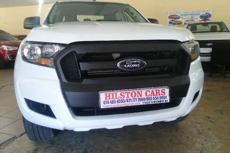 Used 2018 Ford Ranger 2.2 double cab Hi Rider