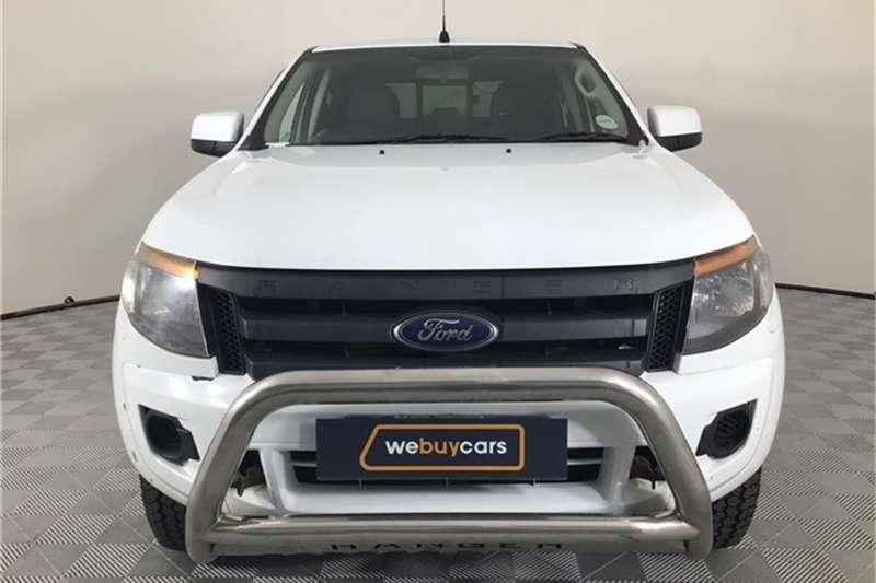 Ford Ranger 2.2 double cab Hi-Rider XL 2012