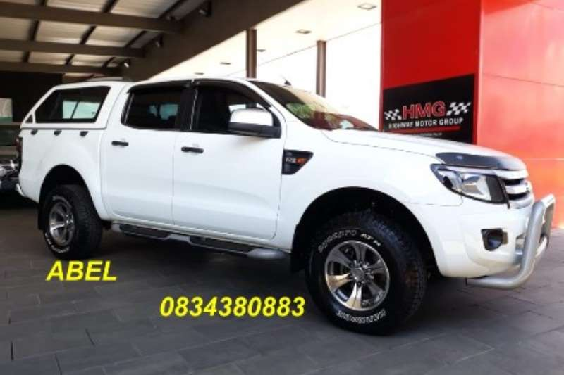 Ford Ranger 2.2 double cab Hi Rider XL 2013