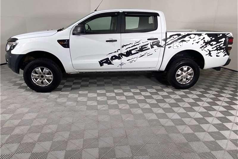 2013 Ford Ranger Ranger 2.2 double cab Hi-Rider XL