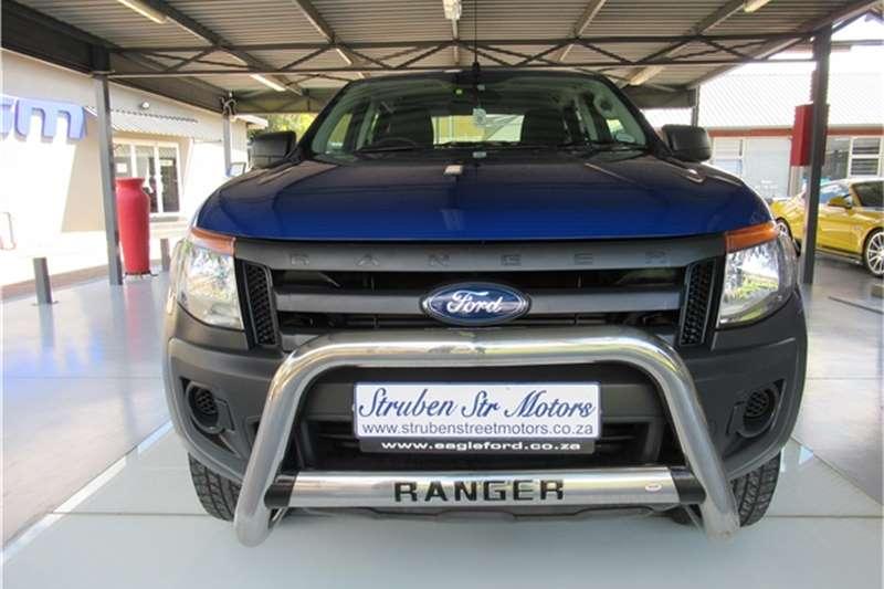 2015 Ford Ranger Ranger 2.2 double cab Hi-Rider XL