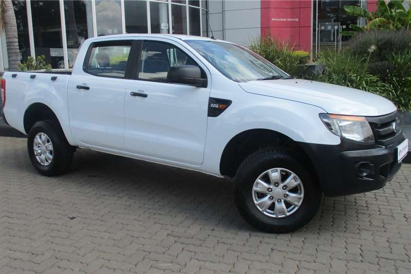Used 2015 Ford Ranger 2.2 double cab Hi Rider XL