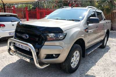 Ford Ranger 2.2 double cab Hi Rider XL 2017