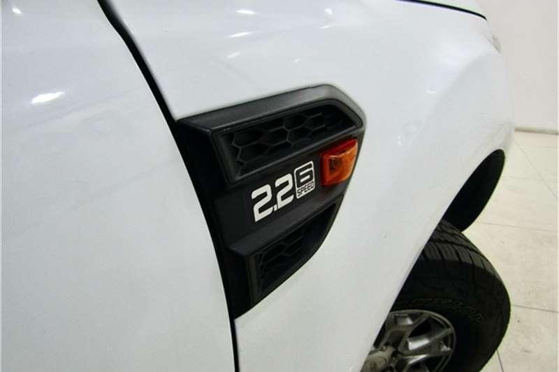 2017 Ford Ranger Ranger 2.2 double cab Hi-Rider XL