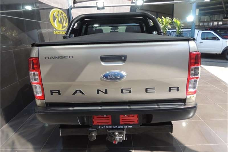 Used 2017 Ford Ranger 2.2 double cab Hi Rider XL