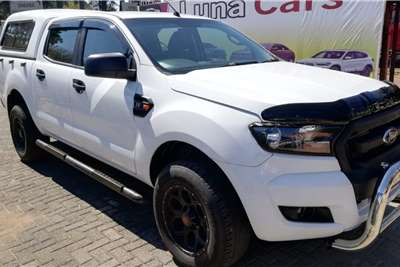 Used 2018 Ford Ranger 2.2 double cab Hi Rider XL