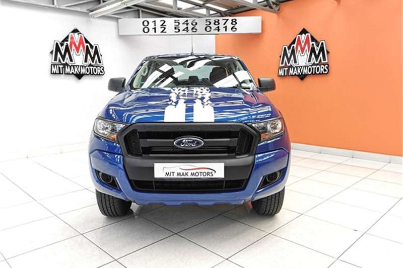 Ford Ranger 2.2 double cab Hi Rider XL 2019