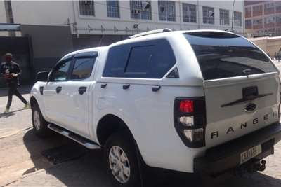Ford Ranger 2.2 double cab Hi Rider XL auto 2014