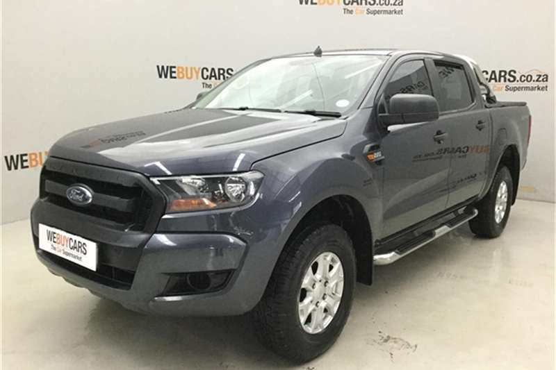 Ford Ranger 2.2 double cab Hi Rider XL auto 2016