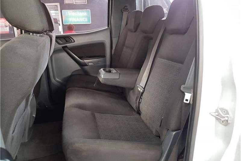 Ford Ranger 2.2 double cab Hi Rider XL auto 2016