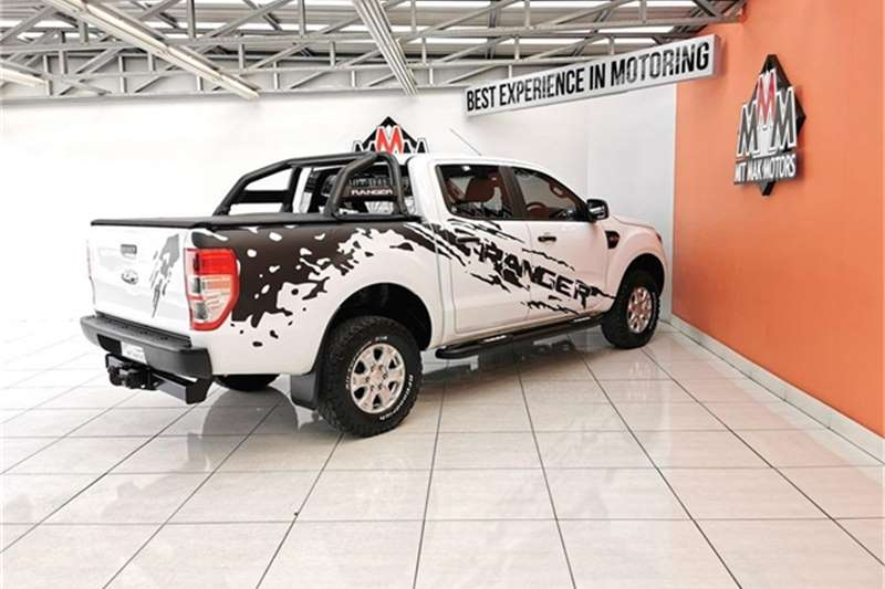 Used 2016 Ford Ranger 2.2 double cab Hi Rider XL auto