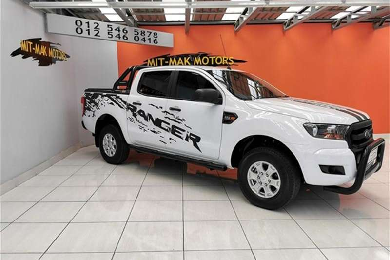 Ford Ranger 2.2 double cab Hi Rider XL auto 2017