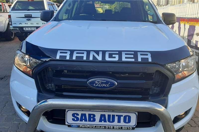 Ford Ranger 2.2 double cab Hi Rider XL auto 2017