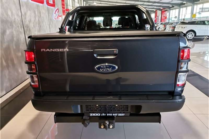 Used 2017 Ford Ranger 2.2 double cab Hi Rider XL auto