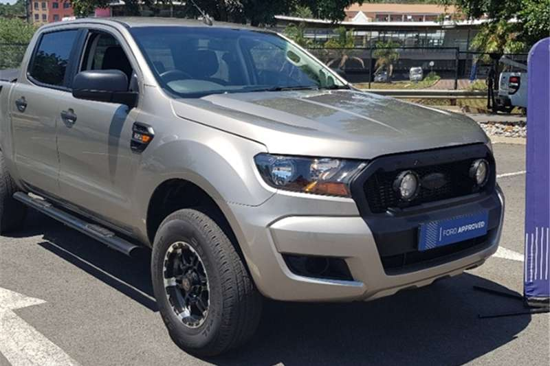 Ford Ranger 2.2 double cab Hi Rider XL auto 2018