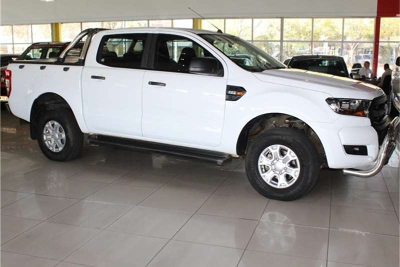 Ford Ranger 2.2 double cab Hi Rider XL auto 2018