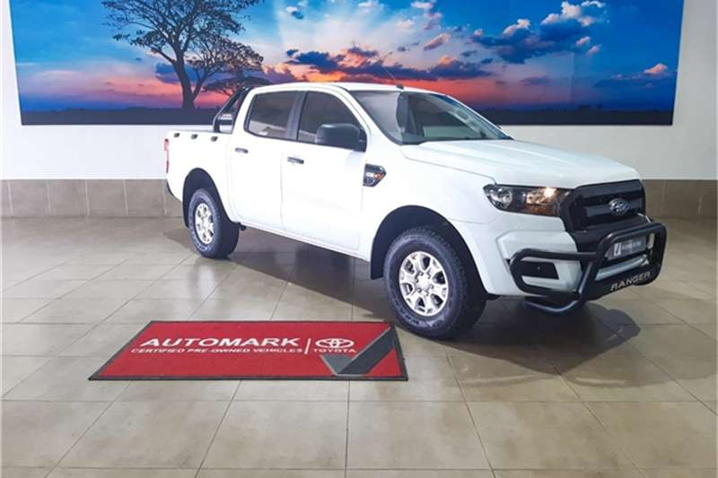 Used 2018 Ford Ranger 2.2 double cab Hi Rider XL auto