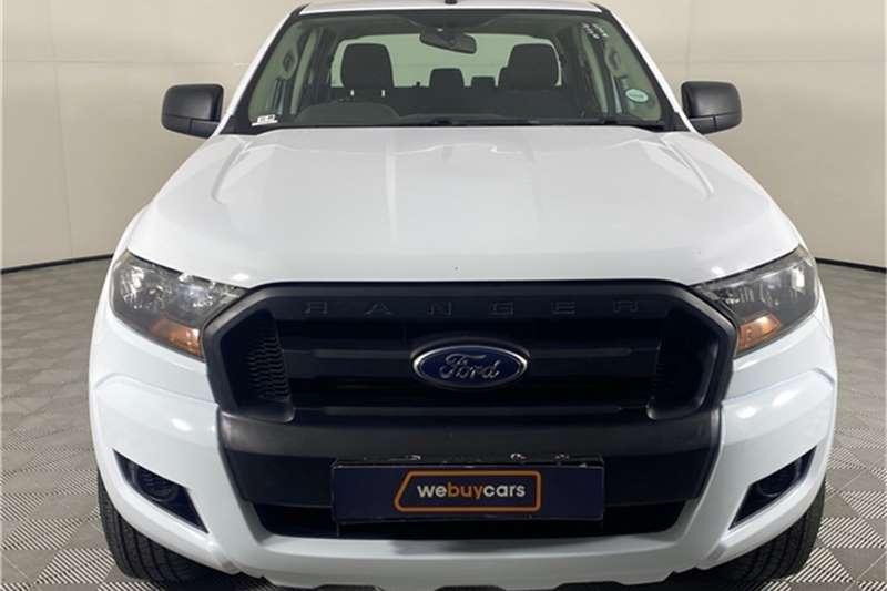 2018 Ford Ranger Ranger 2.2 double cab Hi-Rider XL auto