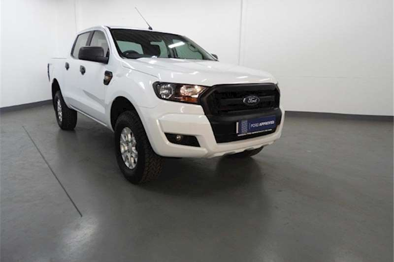 Ford Ranger 2.2 double cab Hi Rider XL auto 2019
