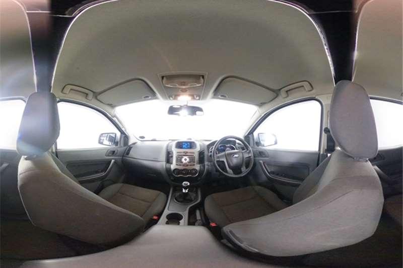 2012 Ford Ranger Ranger 2.2 double cab Hi-Rider XLS