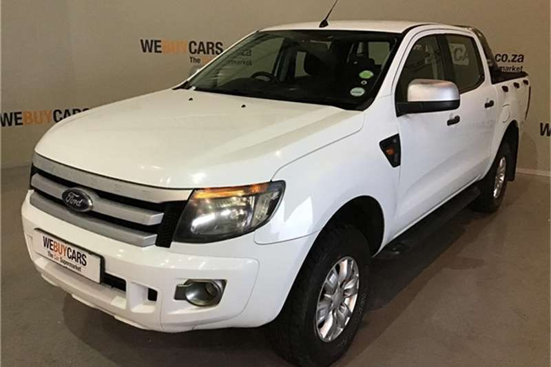 Ford Ranger 2.2 double cab Hi Rider XLS 2013