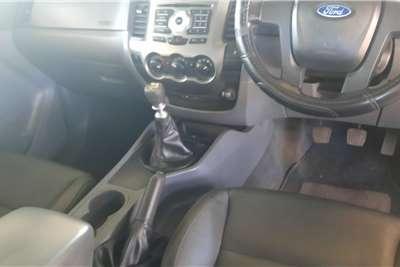2013 Ford Ranger Ranger 2.2 double cab Hi-Rider XLS