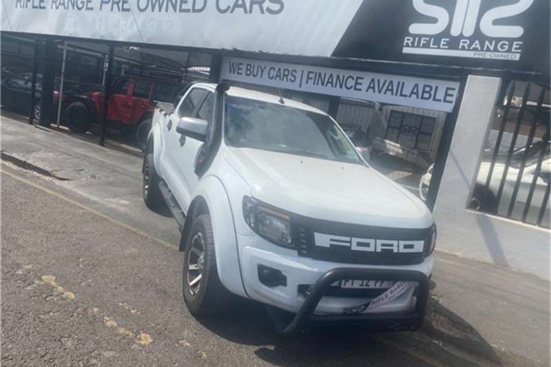 Used 2014 Ford Ranger 2.2 double cab Hi Rider XLS