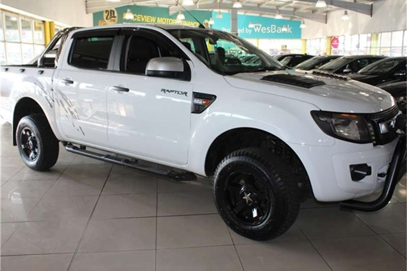 Ford Ranger 2.2 double cab Hi-Rider XLS 2015