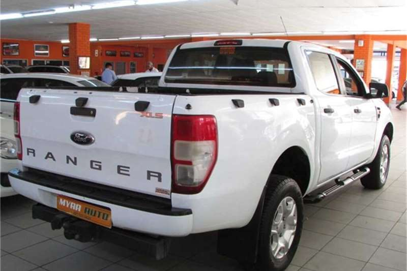 Ford Ranger 2.2 double cab Hi Rider XLS 2015
