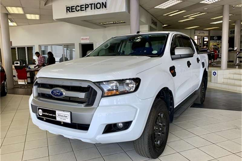 Ford Ranger 2.2 double cab Hi Rider XLS 2016