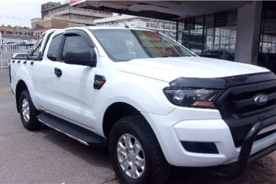 Used 2016 Ford Ranger 2.2 double cab Hi Rider XLS