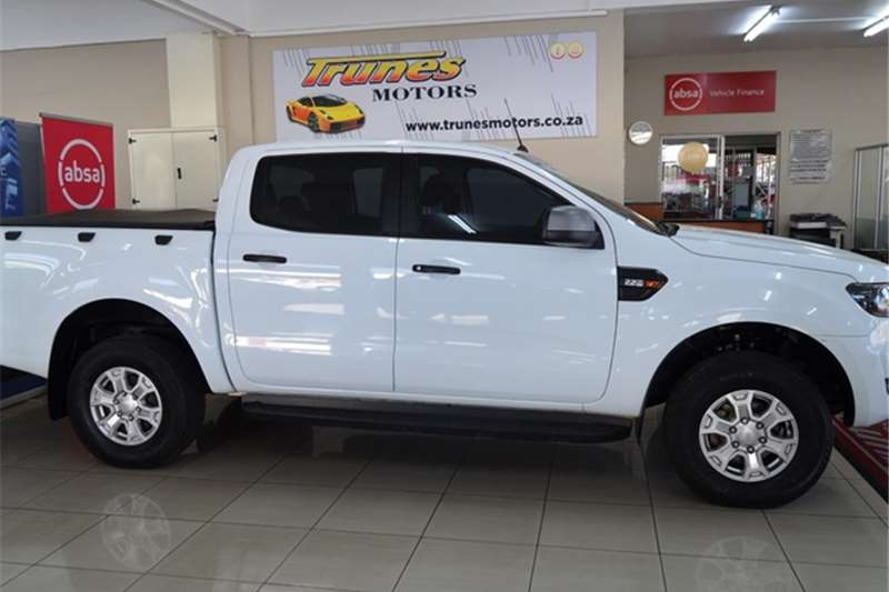 Used 2017 Ford Ranger 2.2 double cab Hi Rider XLS