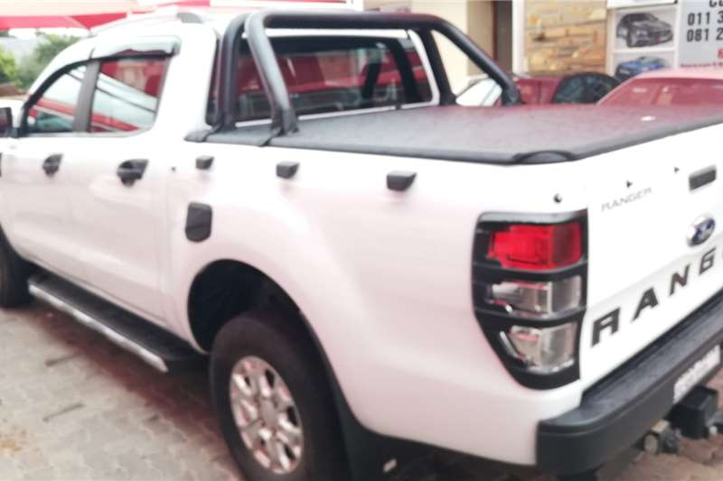Ford Ranger 2.2 double cab Hi Rider XLS 2018
