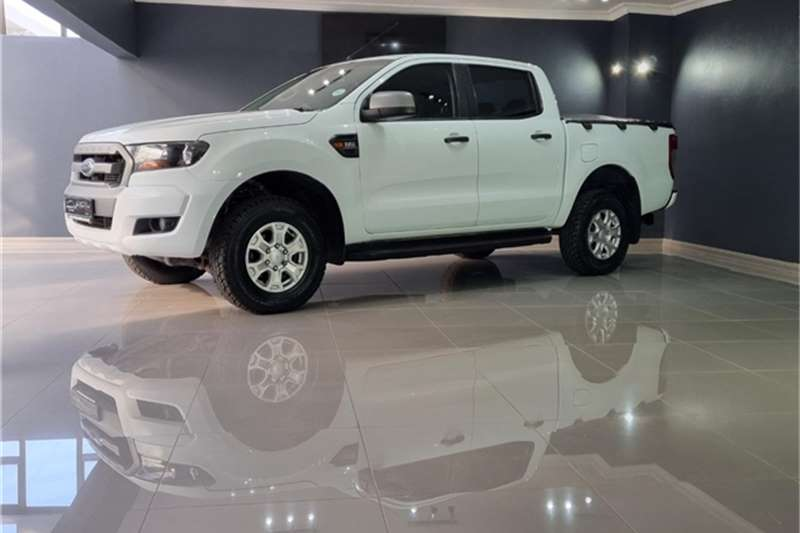 Used 2018 Ford Ranger 2.2 double cab Hi Rider XLS