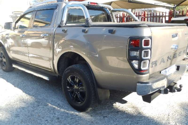 Used 2020 Ford Ranger 2.2 double cab Hi Rider XLS