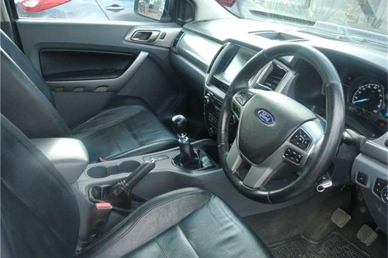 Ford Ranger 2.2 double cab Hi Rider XLT 2016