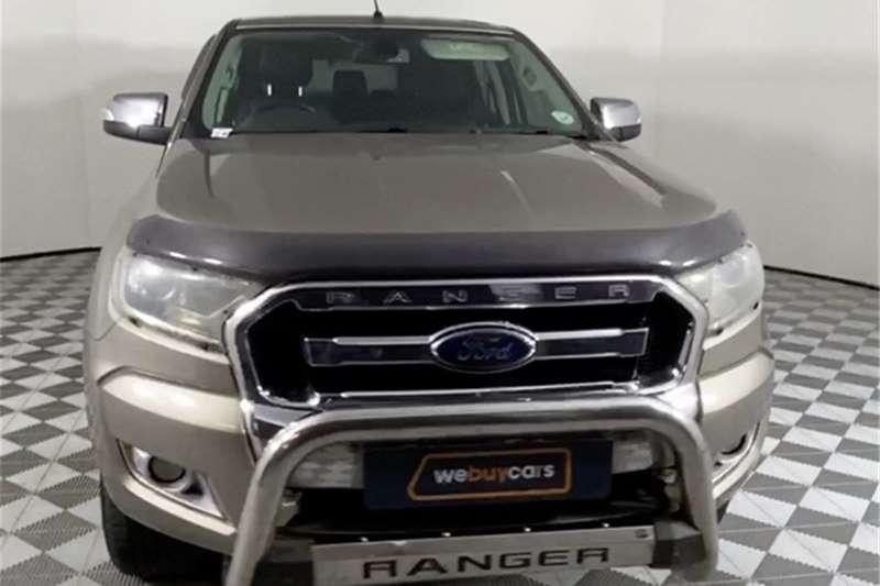 2016 Ford Ranger Ranger 2.2 double cab Hi-Rider XLT