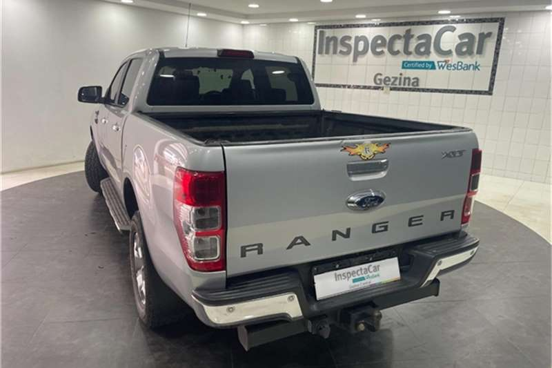 Used 2016 Ford Ranger 2.2 double cab Hi Rider XLT