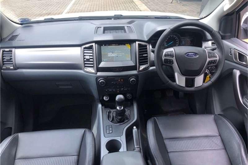 Ford Ranger 2.2 double cab Hi-Rider XLT 2018