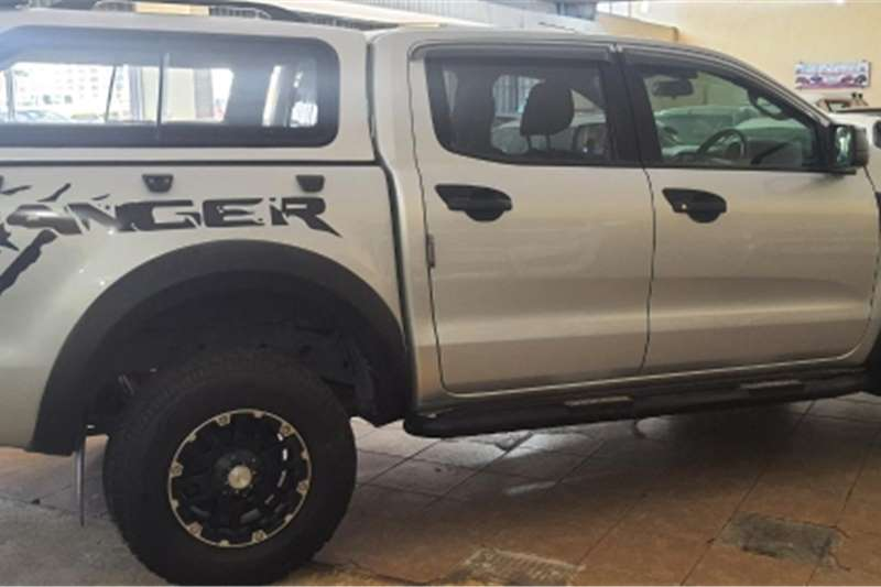Used 2018 Ford Ranger 2.2 double cab Hi Rider XLT