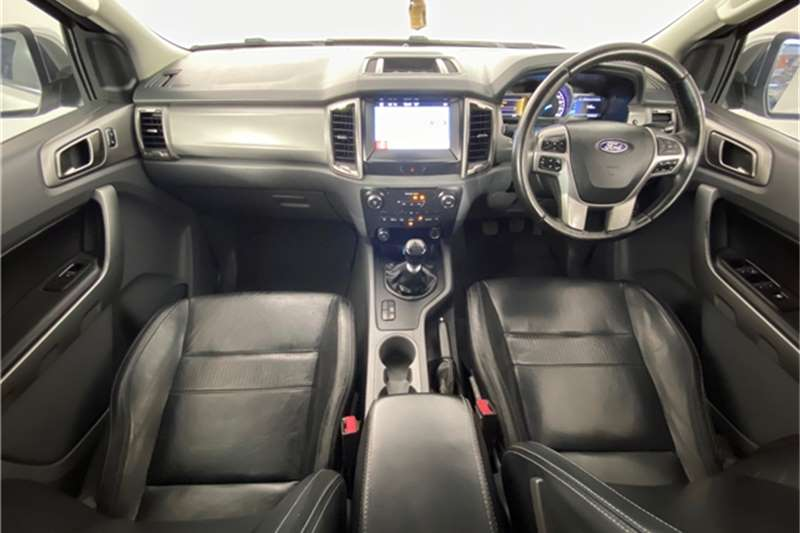 2018 Ford Ranger Ranger 2.2 double cab Hi-Rider XLT