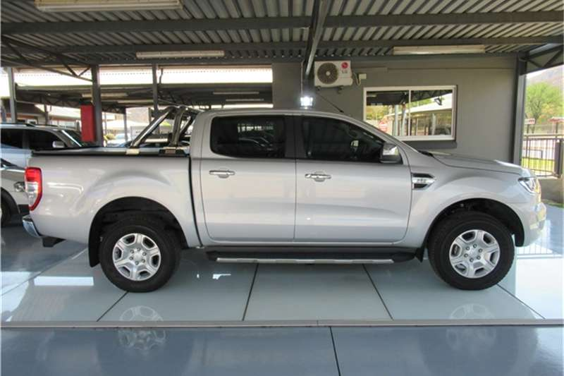 Ford Ranger 2.2 double cab Hi Rider XLT auto 2016